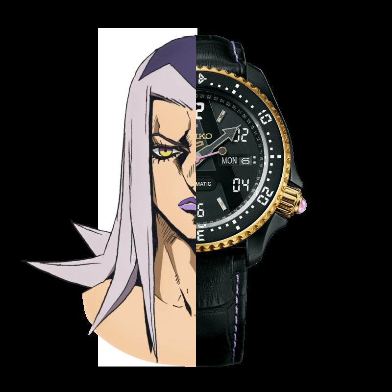 〈レオーネ・アバッキオ〉モデルSBSA038