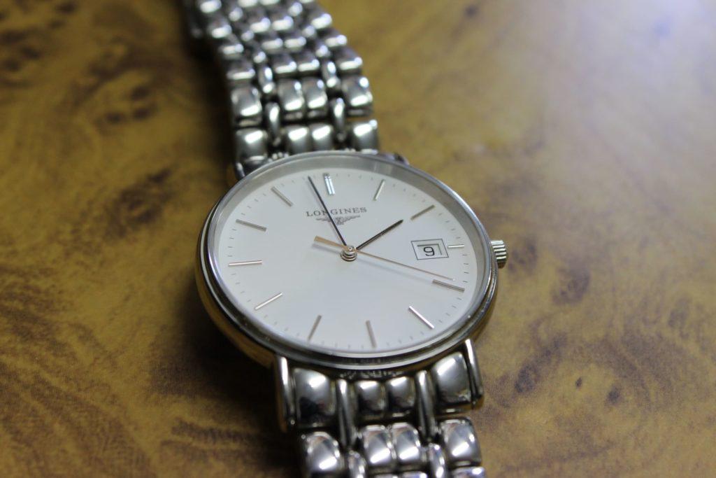 ロンジン 薄型時計